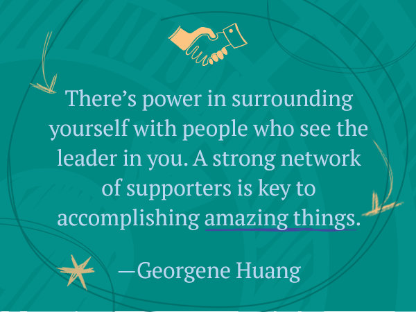 Mobilize Your Leadership Support Network