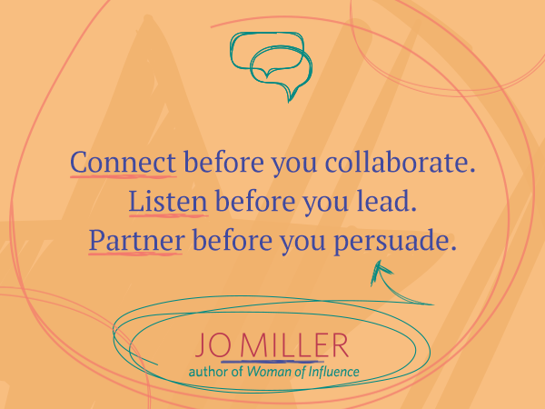 Connect Before You Collaborate